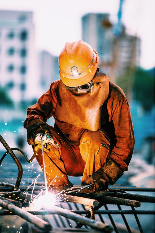 电焊服防护服布料