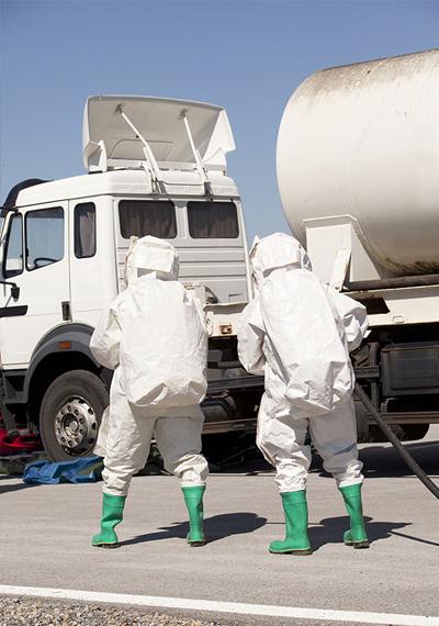 化学毒剂防护服布料