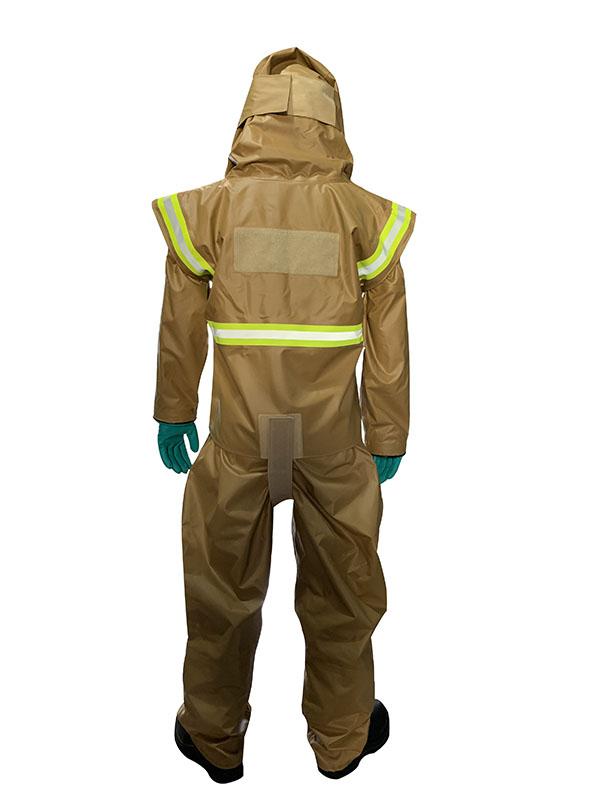 核沾污防护服布料