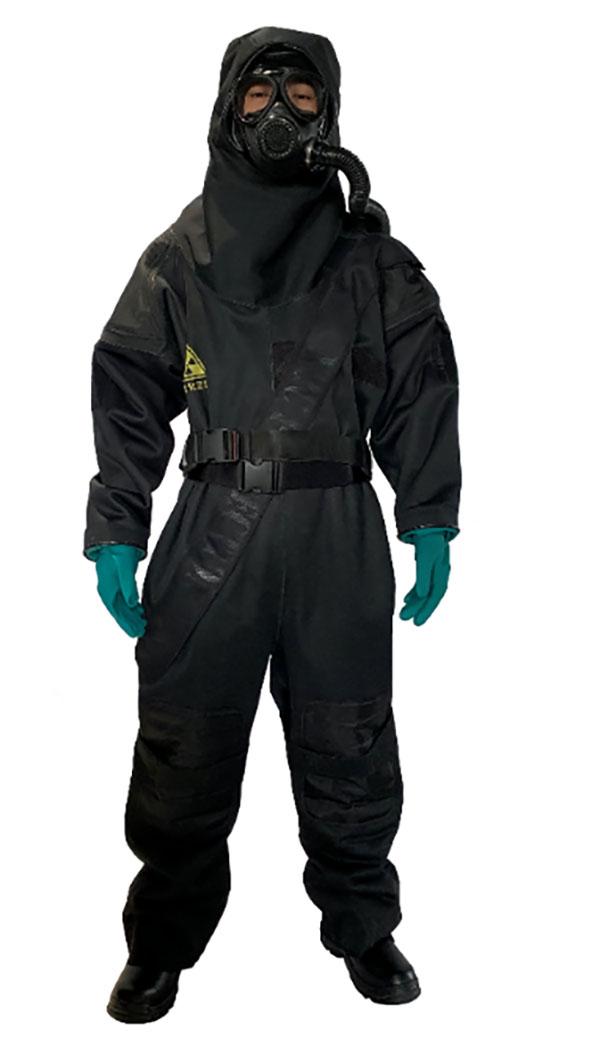 NBC核生化防护服布料